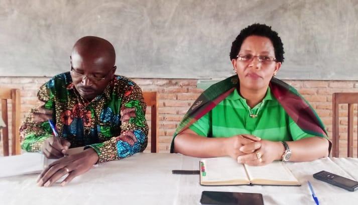 BURUNDI : Réunion évaluant la vie socio-économique à MAKAMBA