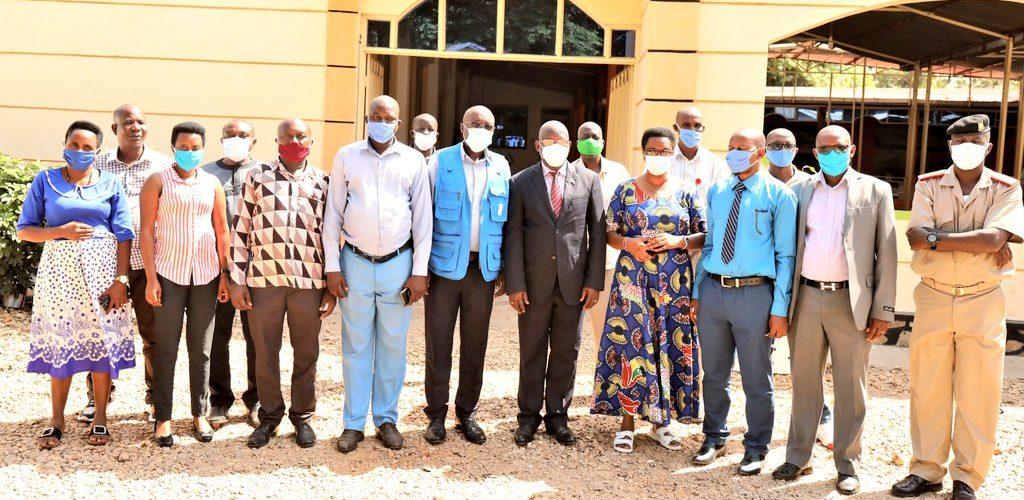 BURUNDI : Atelier de prévention des risques et gestion des catastrophes / BUJUMBURA