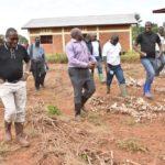 BURUNDI : Visite des caféiers de NYABIBUGA à NYABIHANGA / MWARO
