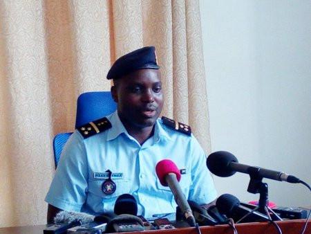 BURUNDI : Police – Bilan sur 3 affaires de criminalités, de vols et de terrorisme