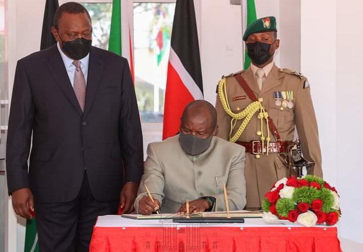 BURUNDI / KENYA : 8 instruments bilatéraux signés