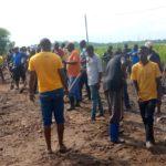 BURUNDI : TRAVAUX DE DEVELOPPEMENT COMMUNAUTAIRE - Réhabiliter des routes et des caniveaux à GIHANGA / BUBANZA