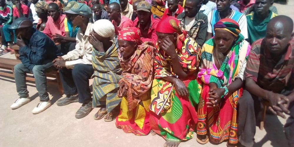 BURUNDI : Vulgarisation des textes de loi à MBUYE / MURAMVYA