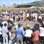 BURUNDI : TRAVAUX DE DEVELOPPEMENT COMMUNAUTAIRE - Construire le stade de BUHUMUZA / CANKUZO