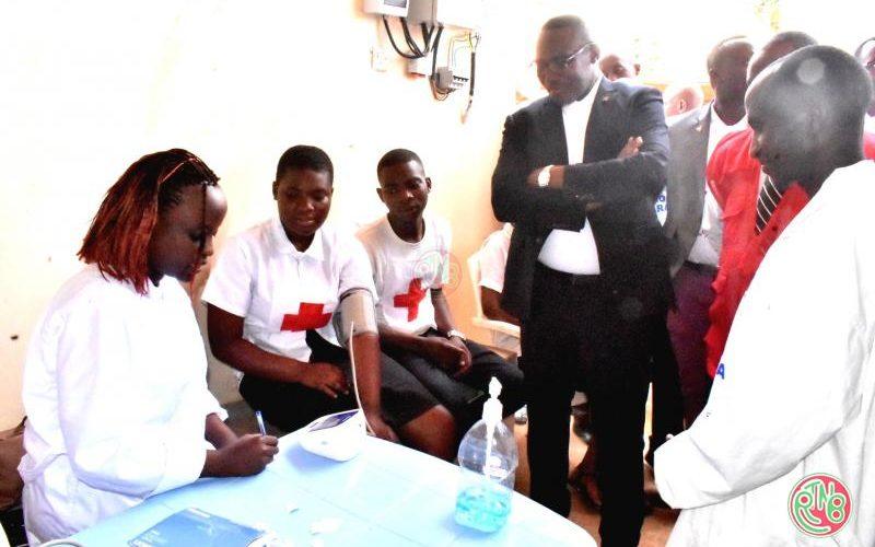 Le Burundi célèbre la journée mondiale du donneur de sang