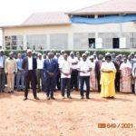 Ngozi: le Chef de l'Etat encourage le dialogue social en milieu du travail