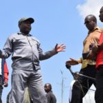 Bubanza : Le Chef de l'Etat visite le Barrage de Kajeke