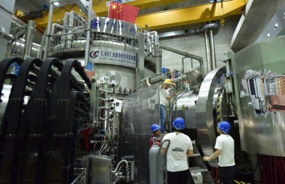 Fusion nucléaire: la Chine établit un nouveau record mondial avec son 'soleil artificiel'