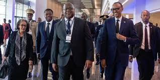 L'intégration de la RDC à l'EAC au menu d'une rencontre Tshisekedi–Kagame