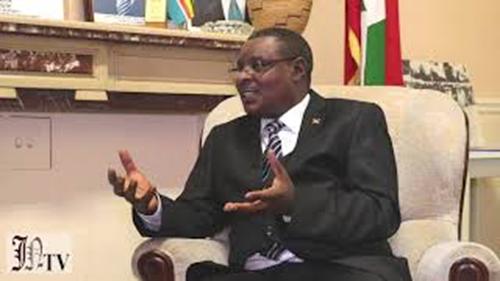 Le 1er juillet 2021, jour de commémoration du 59ème Anniversaire de l'Indépendance Nationale du Burundi