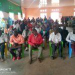 BURUNDI : NYABIRABA en réunion avec L' AHAMR autour de l'eau / BUJUMBURA