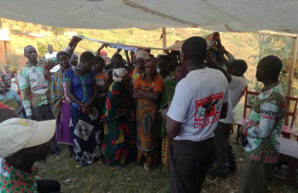 BURUNDI : 18 militants CNL de la commune BURURI entrent au CNDD-FDD