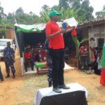 BURUNDI : Le CNL GATARA, une petite foule accueille RWASA / KAYANZA