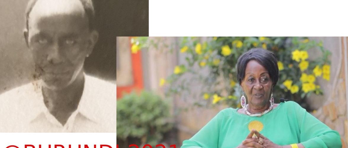 BURUNDI : 59 ans après – Hommage de IRIBAGIZA, soeur de Feu RWAGASORE, aux MUSULMANS