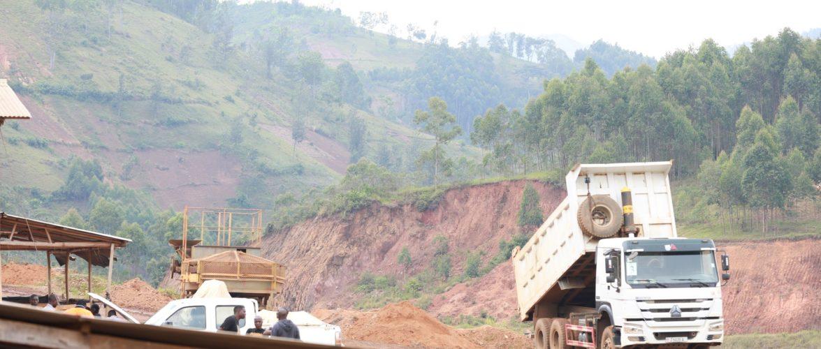 BURUNDI : L'OBM s'entretient avec TMB exploitant l'OR à MABAYI / CIBITOKE