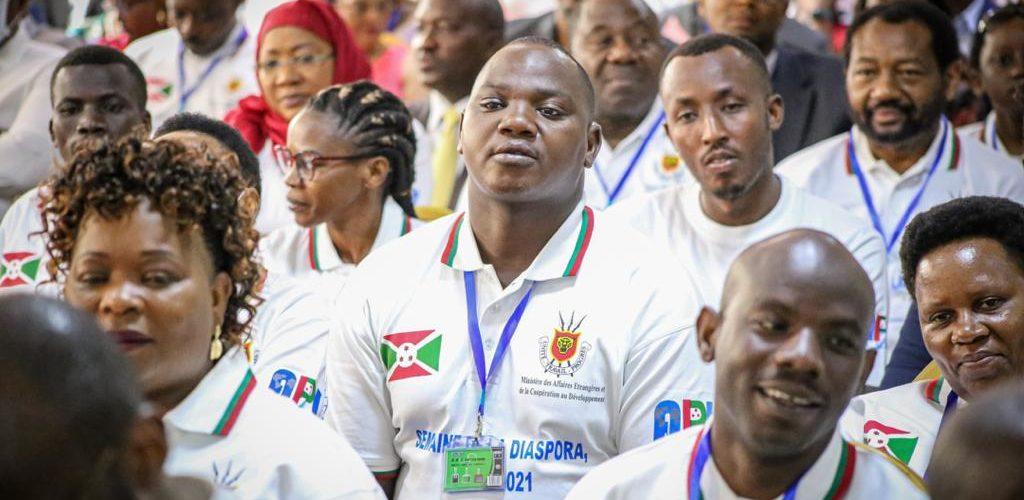 BURUNDI : Le Chef de l'État moralise à la Semaine de la Diaspora, 5ème édition