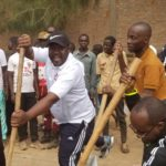 BURUNDI : TRAVAUX DE DEVELOPPEMENT COMMUNAUTAIRE - Construction du CLAC de RUPFUNDA à KIRUNDO