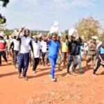 BURUNDI : TRAVAUX DE DEVELOPPEMENT COMMUNAUTAIRE - Bâtir L'HOPITAL MISHIHA / CANKUZO