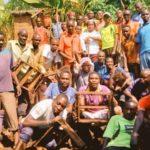 BURUNDI : TRAVAUX DE DEVELOPPEMENT COMMUNAUTAIRE - Construction d'une maison pour une veuve à MUHUTA / RUMONGE