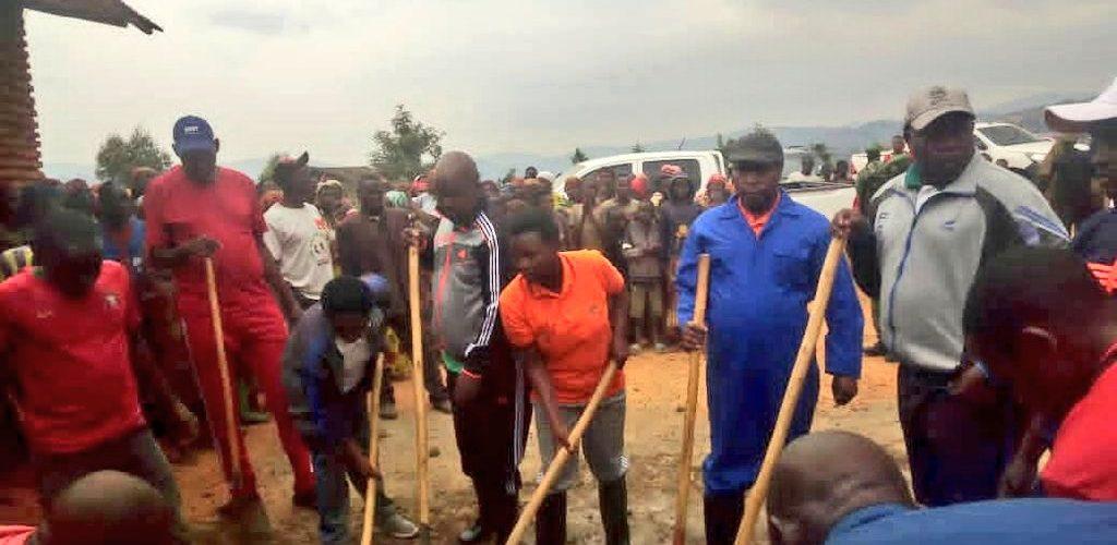 BURUNDI : TRAVAUX DE DEVELOPPEMENT COMMUNAUTAIRE – Réaliser des travaux à l'Ecole Fondamentale GASARE 2 / KAYANZA