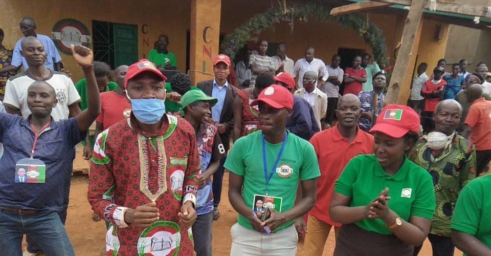 BURUNDI : Inauguration d'une permanence communale CNL à BUGABIRA / KIRUNDO