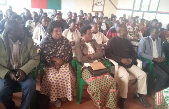 BURUNDI : Le CNDD-FDD BUKEYE discute bonne gouvernance / MURAMVYA