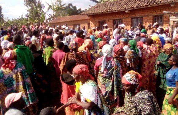 BURUNDI : Rencontre d'accueil de 46 nouveaux membres CNDD-FDD à SONGA / BURURI