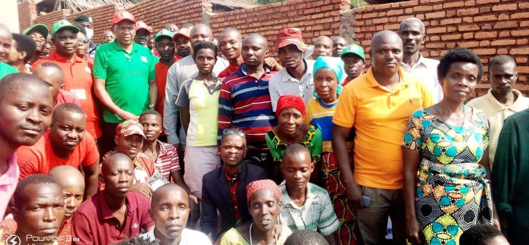 BURUNDI : RWASA réunit le CNL BUBANZA