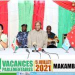BURUNDI : Seul 7 sur 139 coopératives SANGWE en progrès significatifs à MAKAMBA