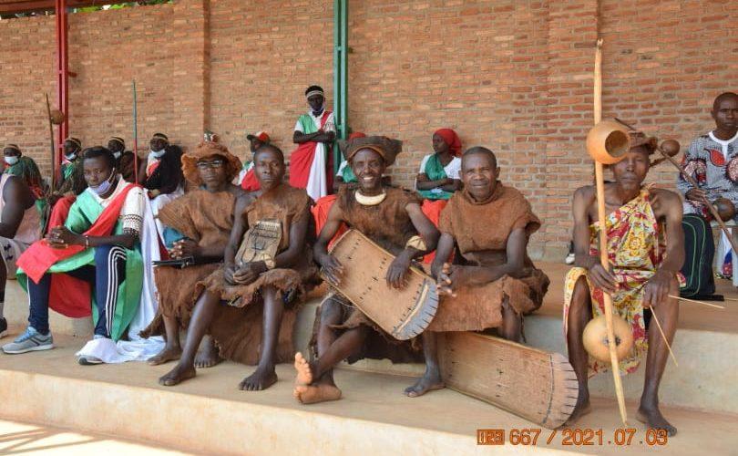 BURUNDI : Concours national des chansons traditionnelles – 2021 / GITEGA