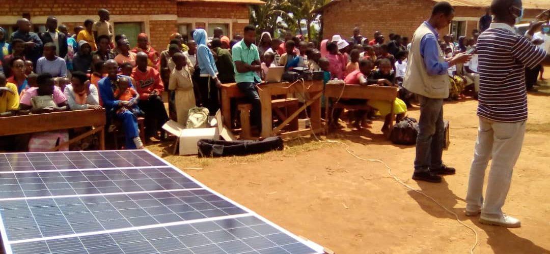 BURUNDI : Lancement à GITEGA du projet SOLEIL NYAKIRIZA – 17 MW attendus