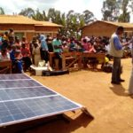 BURUNDI : Lancement à GITEGA du projet SOLEIL NYAKIRIZA - 17 MW attendus