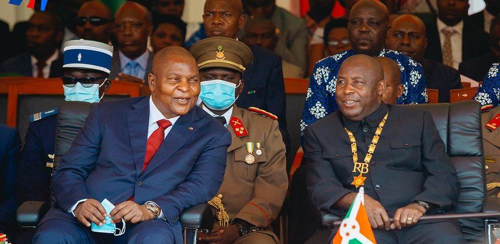BURUNDI : 59ème anniversaire de l'Indépendance