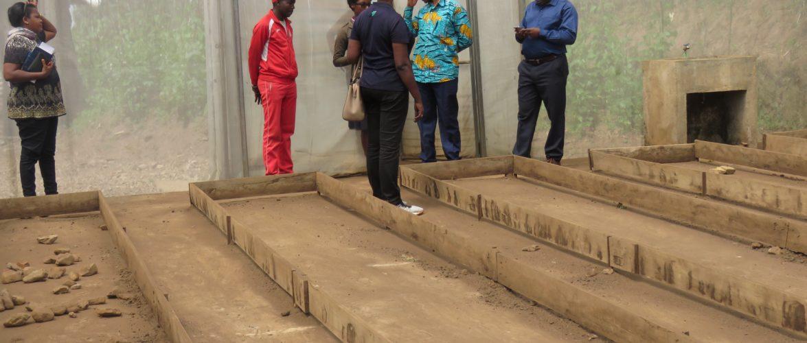 BURUNDI : L'ISABU visite la coopérative INYOMVYI à MUGONGOMANGA / BUJUMBURA