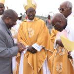 BURUNDI : Jubilé de diamant de la paroisse RUGANZA / KAYANZA