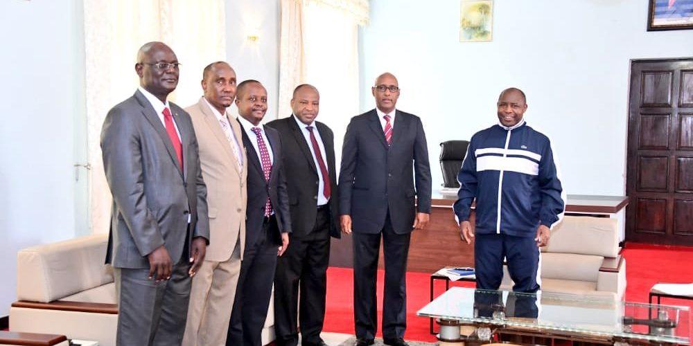 BURUNDI / KENYA : Séance de travail autour des projets de coopérations bilatérales
