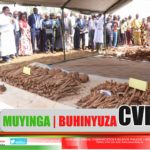 GENOCIDE CONTRE LES HUTU DU BURUNDI EN 1972 : 474 restes humains exhumés à MUYINGA