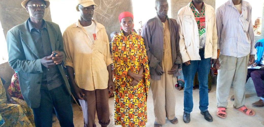 BURUNDI :  NKURUNZIZA Gérard  élu Secrétaire Collinaire à BUTEGANA, GISOZI / MWARO