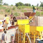 BURUNDI : Inspection de l'OBM chez BUMECO à BUSONI / KIRUNDO