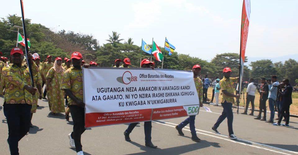 BURUNDI : OBR – 1 144,36 Milliards BIF de recettes fiscales 2020-2021