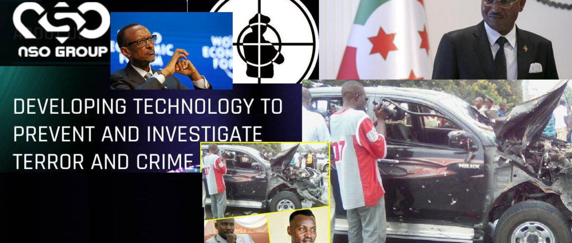 BURUNDI : SCANDAL PEGASUS – BUNYONI dans le viseur du RWANDA