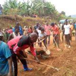 BURUNDI : TRAVAUX DE DEVELOPPEMENT COMMUNAUTAIRE - Entretien de la RN1 en Colline BUSANGANA à BUKEYE / MURAMVYA