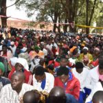BURUNDI : 2ème journée d'évangélisation à KAYERO, MPINGA-KAYOVE / RUTANA