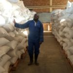 BURUNDI : 186 tonnes de maïs comme stock stratégique à BUTAGANZWA / RUYIGI