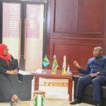 BURUNDI / TANZANIE : Arrivée de S.E. SULUHU à NTARE RUSHATSI HOUSE