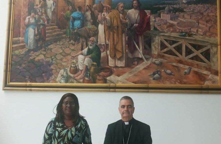 BURUNDI / VATICAN : Une rencontre courtoise en ALLEMAGNE
