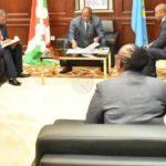 Le Vice-Président de la République reçoit en audience le nouvel Ambassadeur du Kenya au Burundi