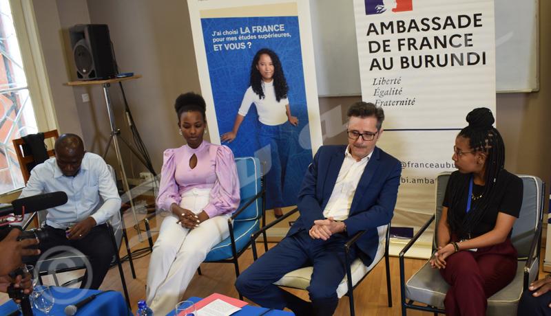 Campus France : le nombre de candidats burundais en hausse