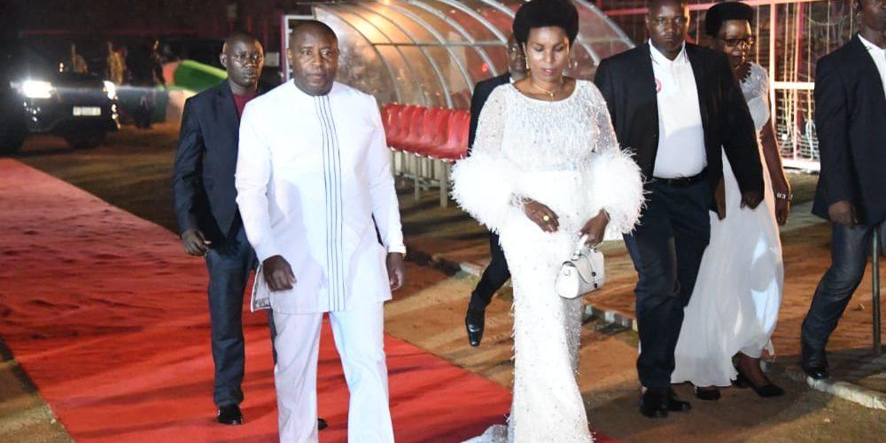 La diaspora burundaise mise à l'honneur par le Chef de l'Etat