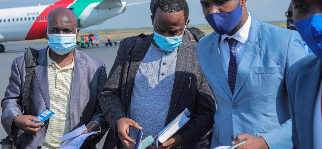 Burundi : CAUCUS AFRICAIN édition 2021 à BUJUMBURA